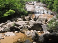 Second Falls, Graveyard Fields